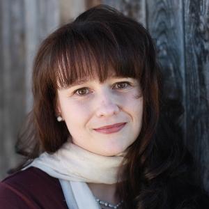 Buch Autorin Ellen Stone Portrait Storyecke