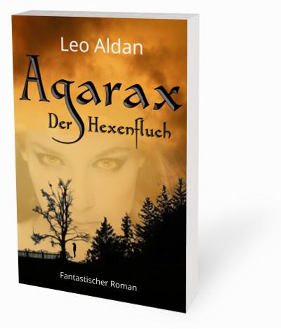 Bücher Cover Agarax Schatten