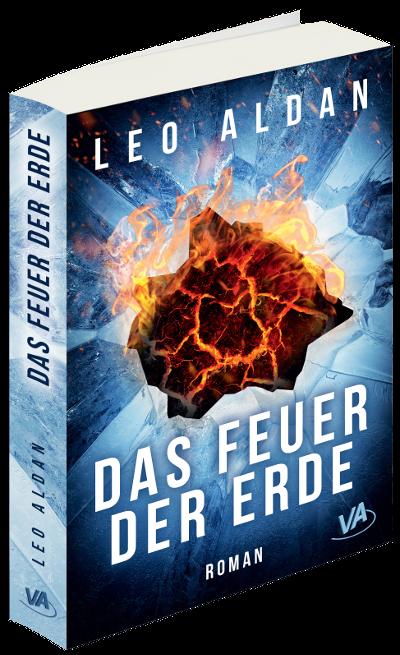 Bücher Cover Das Feuer der Erde featured