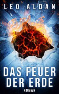 Buch Cover Das Feuer der Erde flach