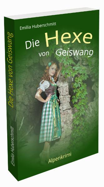 Buch Cover Geiswanghexe 3D