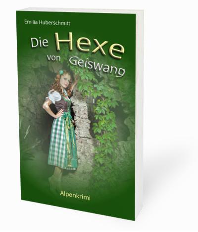 Buch Cover Geiswanghexe Schatten