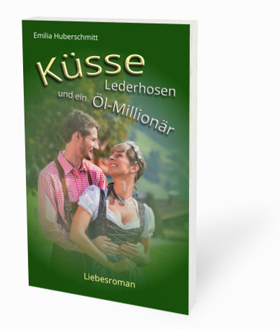 Buch Cover Küsse Schatten