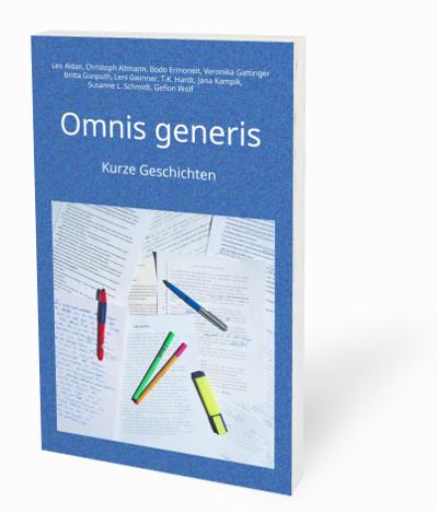 Buch Cover Omnis Schatten