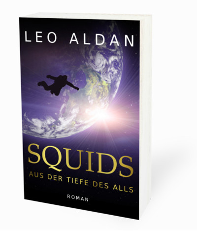 Bücher Cover Squids Schatten