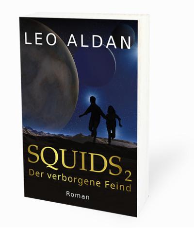 Bücher Cover Squids 2 Schatten