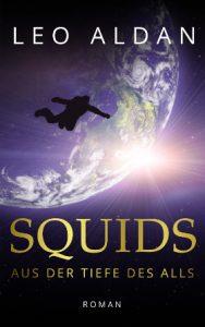Buch Cover Squids flach