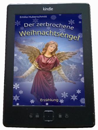 Buch Cover Weihnachtsengel 3-D